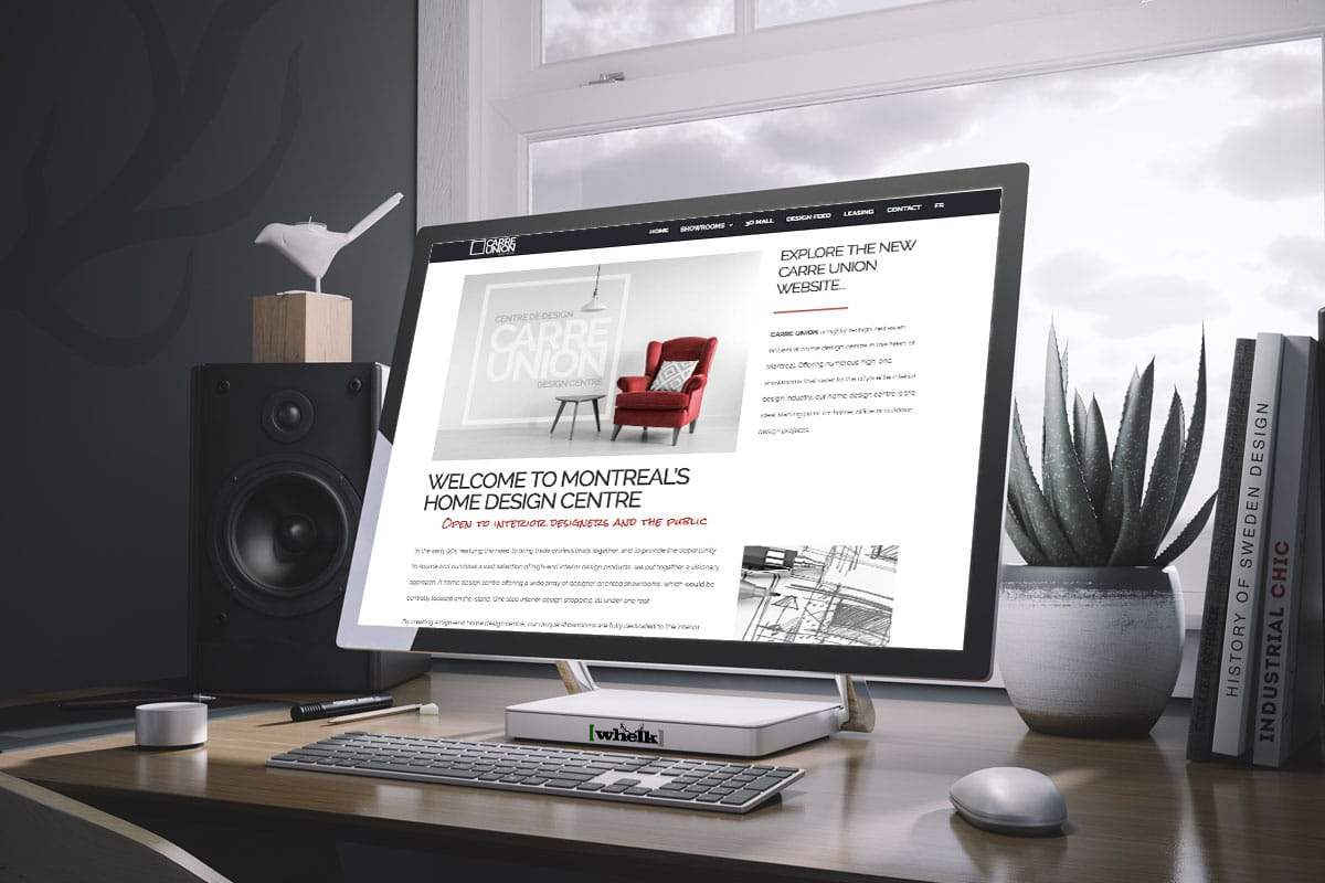 WHELK | Création | SEO | Support | Hébergement | WordPress Thème Avada