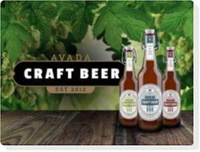 whelk avada demo craft beer