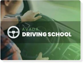 whelk avada demo driving school