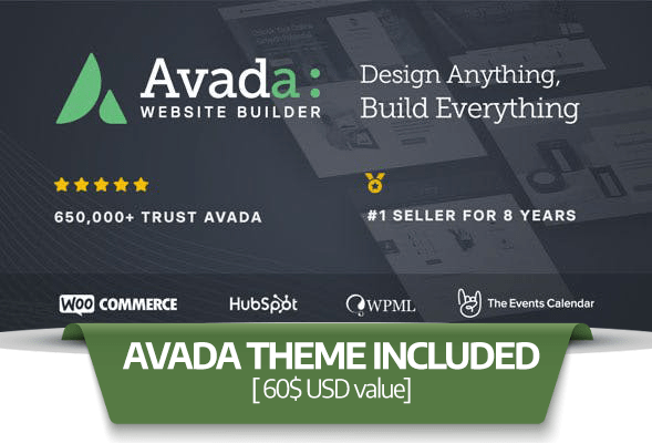 Fully Managed VPS Hosting Avada theme WordPress Whelk Creative Support Web Design